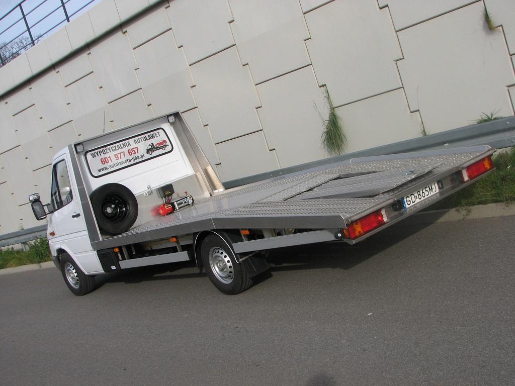 autolaweta gdańsk